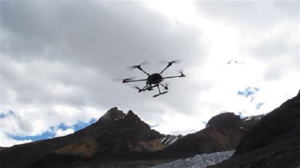 Πέταξε Drone στα 5000 μέτρα