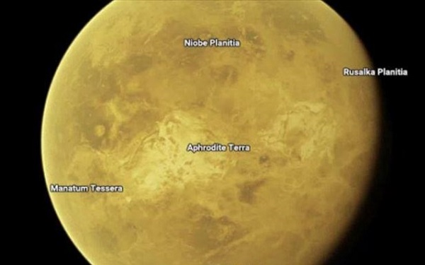 Βόλτα σε άλλους πλανήτες μέσω του Google Maps