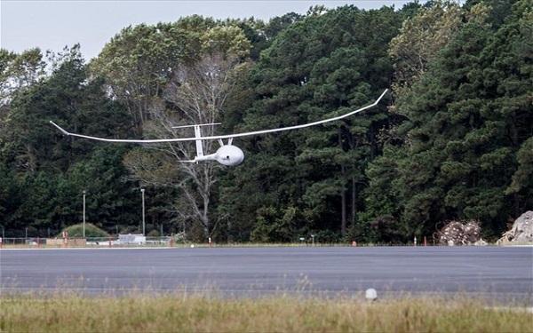 Ρεκορ πτήσης σε μη επανδρωμένο αεροσκάφος