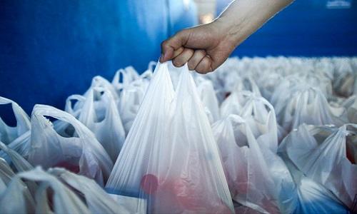 Τελος η δωρεάν πλαστική σακούλα από 1η Ιανουαρίου