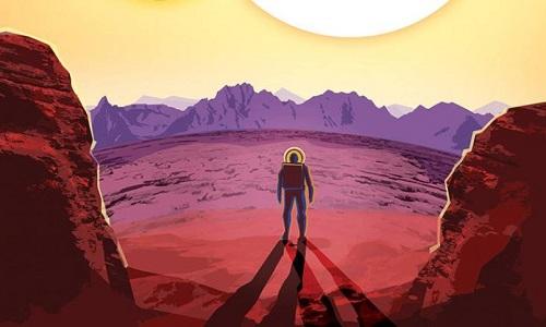 Γραφείο ταξιδίων για εξωπλανήτες δημιούργησε η NASA