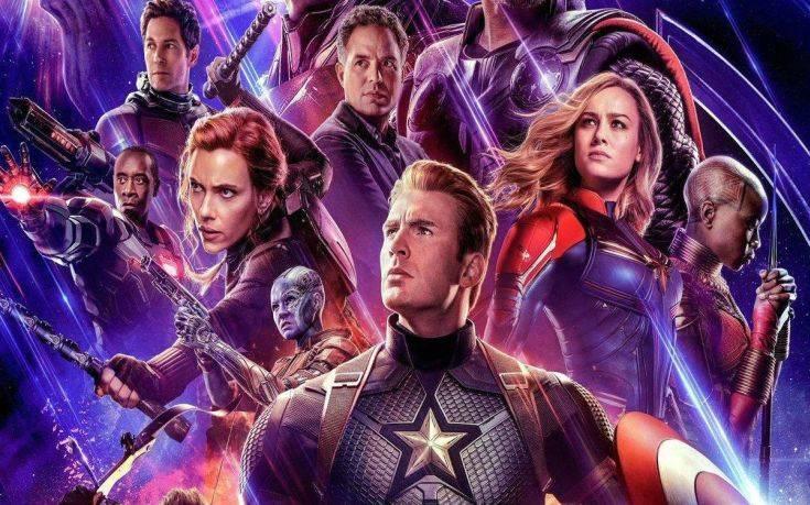 Σπάει ταμεία η ταινία Avengers