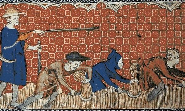 Η καθημερινότητα στην μεσαιωνική Ευρώπη