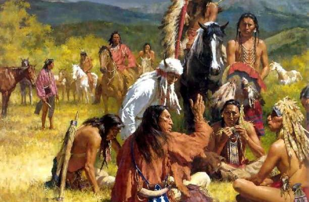 Η θρυλική ινδιάνικη φυλή Απάτσι
