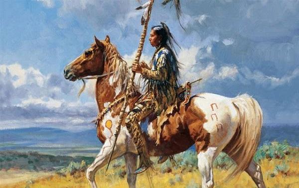 Ερευνα λέει οτι οι ινδιάνοι είχαν Ευρωπαική προέλευση και καταγωγή