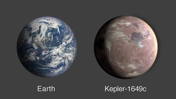 Ο εξωπλανήτης Kepler μοιάζει καταπληκτικά με τη γη