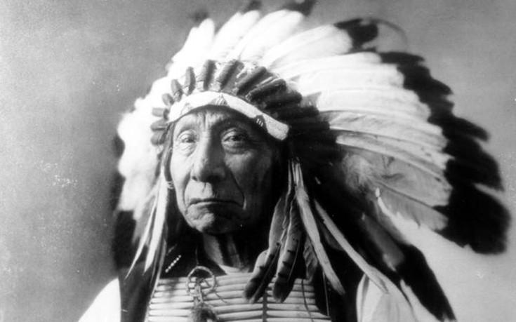 Κόκκινο Σύννεφο o ινδιάνος που τρόμαξε τους Αμερικάνους