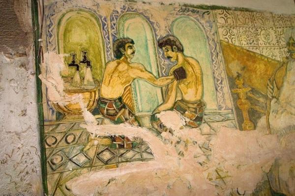 Η ομοφυλοφιλία στον Μεσαίωνα