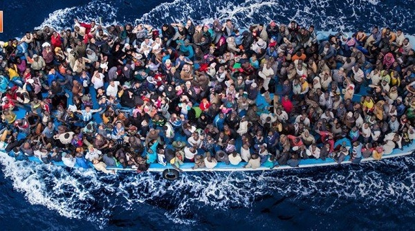 2 εκατομμύρια ξένους θέλει να στείλει ο Ερντογαν στην Ελλάδα μέχρι τον Ιούνιο