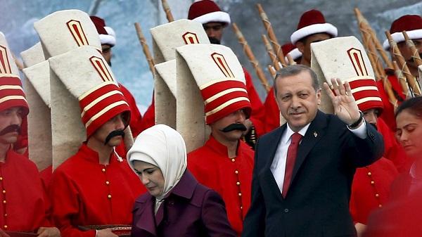 Η πορεία προς τον νεοθωμανισμό