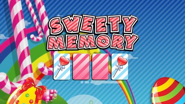 Sweety-memory – Pame games