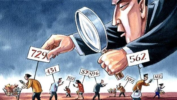Ερχεται η σκλαβιά της βαθμολογίας και της κοινωνικής αξιολόγησης;