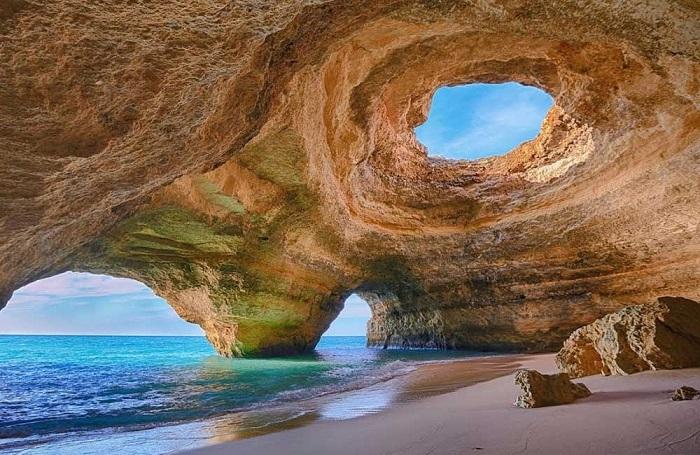 Οι παραλίες της Πορτογαλίας