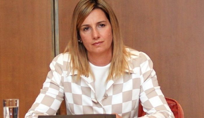 Μπεκατώρου: Η πρώτη ανάρτησή της μετά τις καταγγελίες