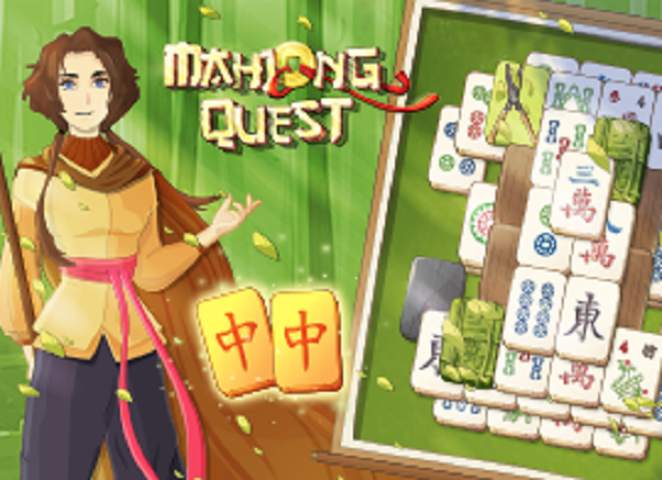 Mahjong Quest – Νέο Παιχνίδι