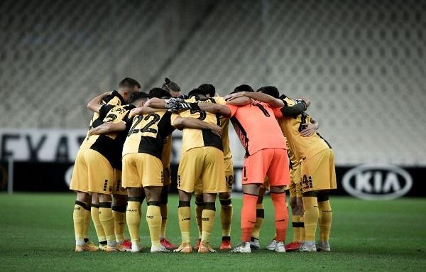 Μόνο νίκη θέλει η ΑΕΚ στην Λαμία