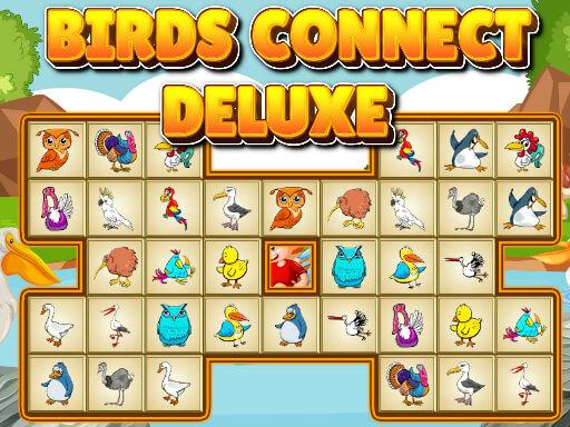 Συνδέστε τα πουλιά – Παιχνίδι