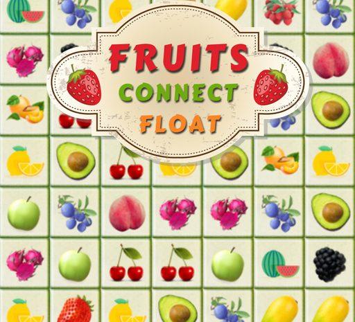 Συνδέστε τα φρούτα στον πίνακα – Παιχνίδι – Παζλ