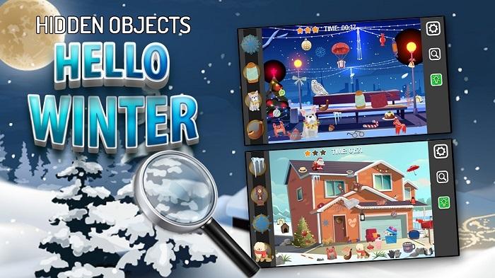 Winter – Νέο Παιχνίδι