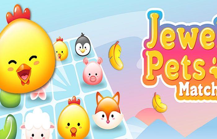Pets Match – Νέο παιχνίδι