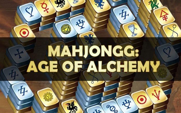 MAHJONGG ALCHEMY – Παιχνίδι