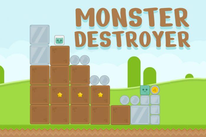 MONSTER DESTROYER – Παιχνίδι