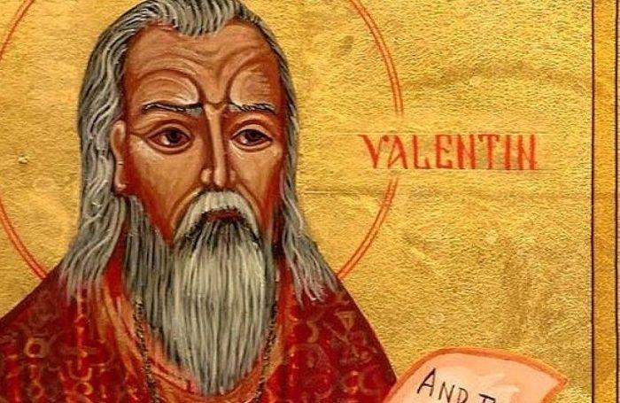 Ο Αγιος Βαλεντίνος δεν υπάρχει πουθενά στο Ορθόδοξο ερτολόγιο