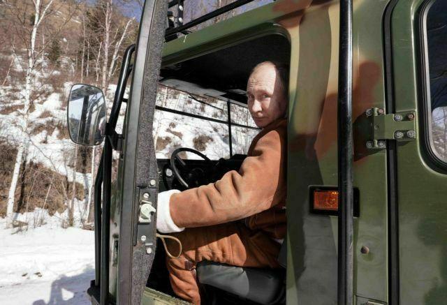 Πούτιν: Κανένα σκουπίδι δεν θα μας ξεφύγει