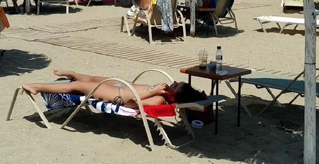 Vamos  στην Περαία! Το πιό trendy beach bar της Θεσσαλονίκης