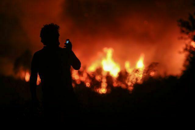 Οργανωμένη εγκληματική δραστηριότητα βλέπει ο εισαγγελέας για τις φωτιές