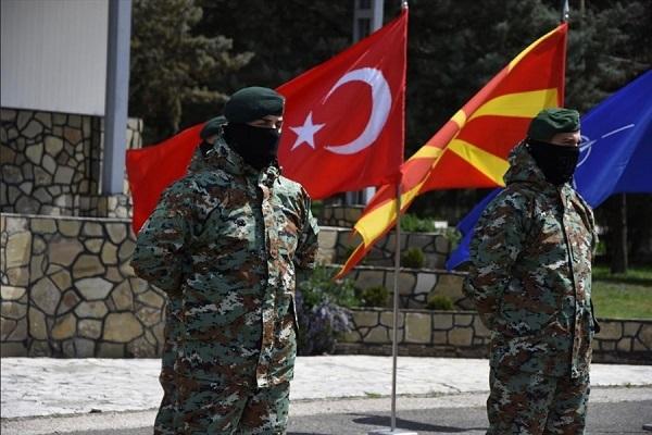 Σκόπια και Τουρκία σε συμμαχία στρατιωτική