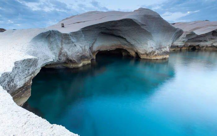 Ανακυρήχθηκε το καλύτερο νησί στον κόσμο,και είναι ελληνικό